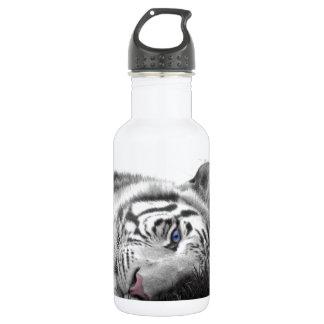 White tiger 532 ml water bottle
