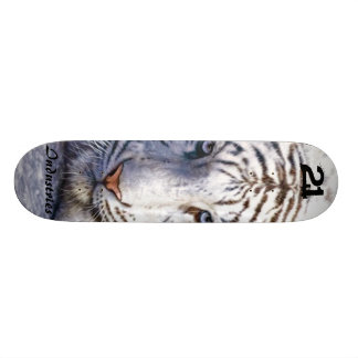 White Tiger Board Skate Decks