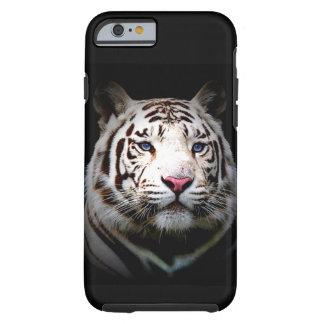 White Tiger Tough iPhone 6 Case