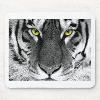white+tiger+gifts mouse pad