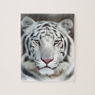 WHITE TIGER II JIGSAW PUZZLE