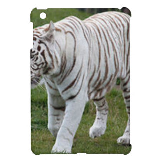 White Tiger iPad Mini Cover