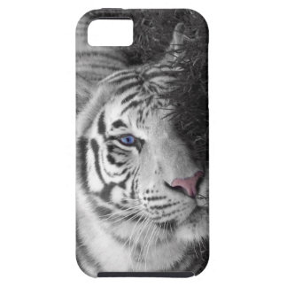 White tiger iPhone 5 covers