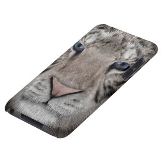 White Tiger iPod Touch Cover