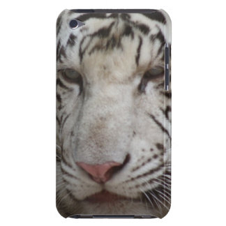 White Tiger iTouch Case iPod Touch Case-Mate Case