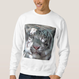 White Tiger Men's Sweatshirt