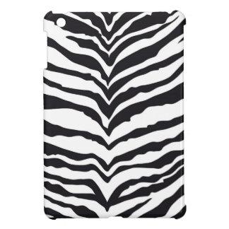 White Tiger Print iPad Mini Cover