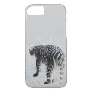 White Tiger wild animal iPhone 7 Case