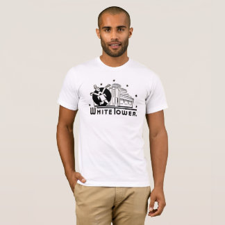 white tower hamburgers T-Shirt