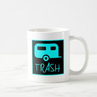 White Trailer Park Trash Poor Dumb Redneck Mug