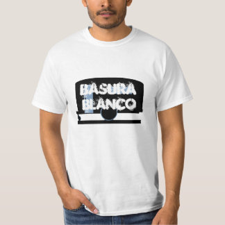 White Trash ~ Basura Blanco ~ Camp Travel Trailer T-Shirt