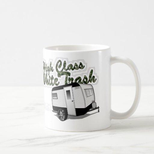 White Trash Coffe Mug
