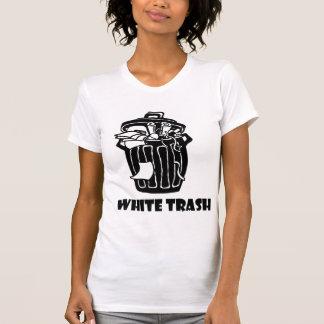White trash women 39 s clothing fashion for Tattooed white trash t shirt
