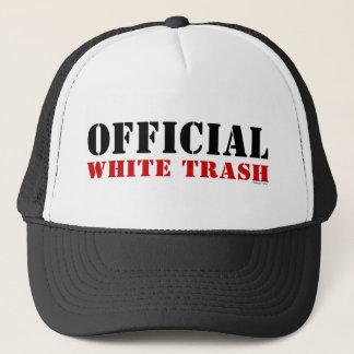 White Trash Hat