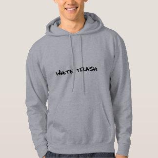 White Trash Hooded Sweatshirt