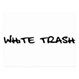 White Trash Postcards