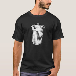 White Trash T-shirt Black