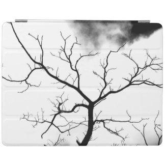 """White Tree"" JTG Art Cover iPad Cover"