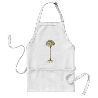 White Tree of Númenor Standard Apron