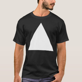 White Triangle T-Shirt
