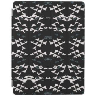 White Triangles iPad Smart Cover iPad Cover