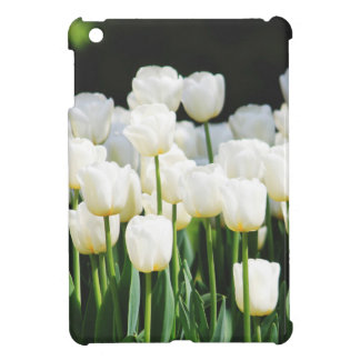 White Tulip Case For The iPad Mini