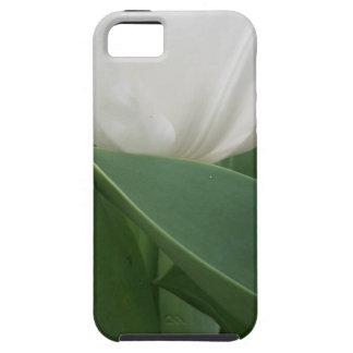 White Tulip Tough iPhone 5 Case