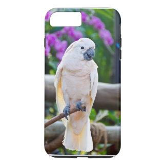 White Umbrella Cockatoo iPhone 8 Plus/7 Plus Case