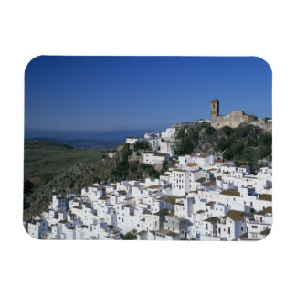 White Village of Casares, Andalusia, Spain 2 Magnet