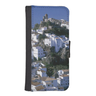 White Village of Casares, Andalusia, Spain iPhone 5 Wallets