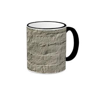 White Washed Brick Mug
