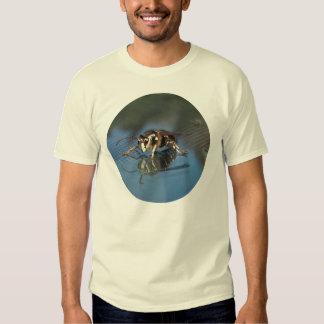 White Wasp Tee Shirt