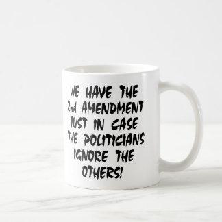 White We Have 2nd Amendment Mug