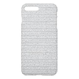 White Weave Mesh Look iPhone 7 Plus Case