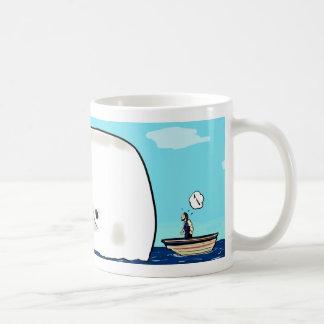 White Whale Coffee Mug