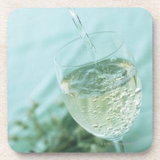 White Wine Drink Coaster