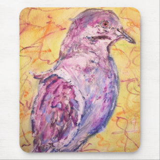 White-winged Dove Mouse Pad