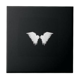White Wings Ceramic Tile