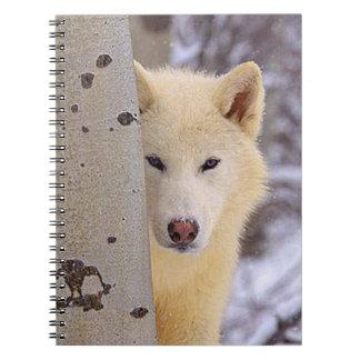 White Wolf Notebook