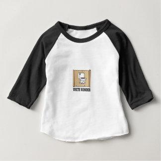 white wonder john baby T-Shirt