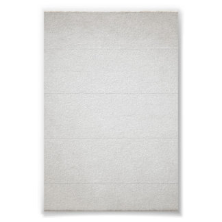 White Wood Texture look Print