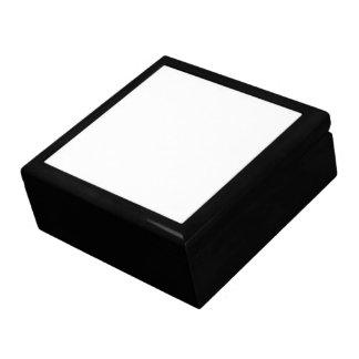 White Wooden Gift Box