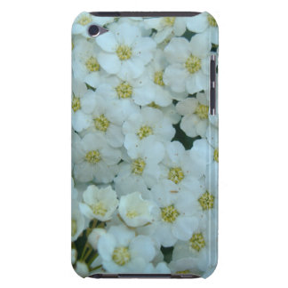 White & Yellow Flowers  Case-Mate iPod Touch Case