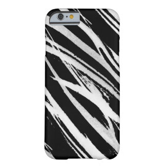 white zebra barely there iPhone 6 case