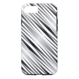 White Zebra Design iPhone 7 Case