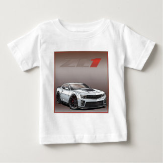 White_ZL1 Baby T-Shirt