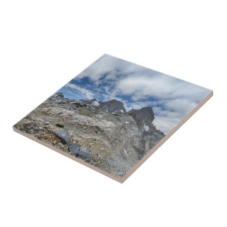 Whitebark Pass to Garnet Lake - Sierra Ceramic Tile
