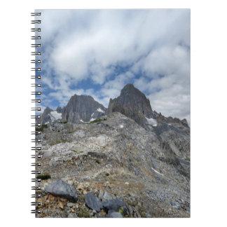 Whitebark Pass to Garnet Lake - Sierra Notebook