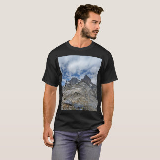 Whitebark Pass to Garnet Lake - Sierra T-Shirt