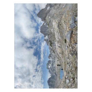 Whitebark Pass to Garnet Lake - Sierra Tablecloth